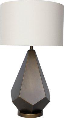 Kacie Bronze Lamp