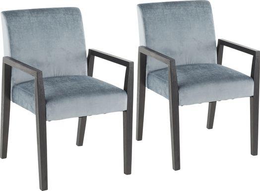 Kadleston Ocean Arm Chair, Set of 2