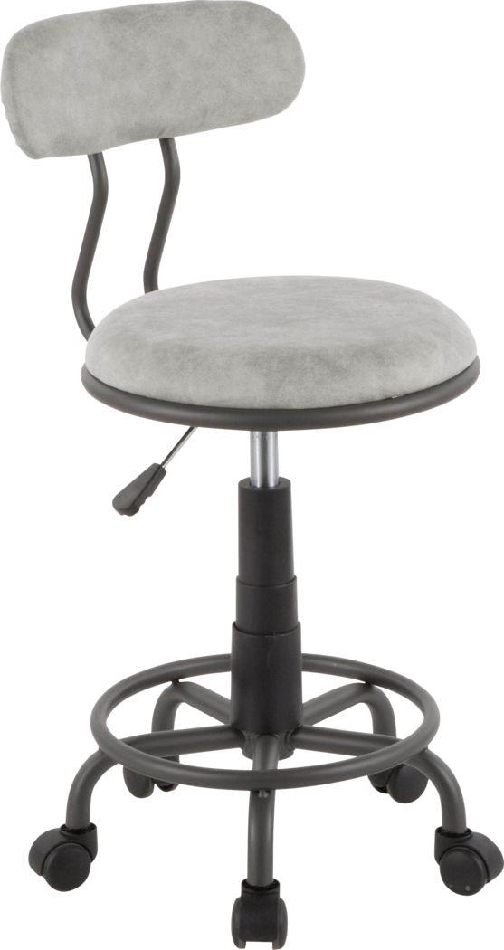 Kalamath Gray Office Chair
