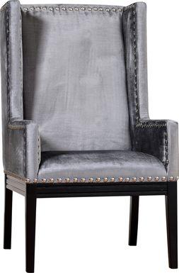 Kalden Gray Accent Chair