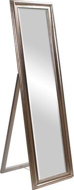 Kalpit Silver Leaner Mirror