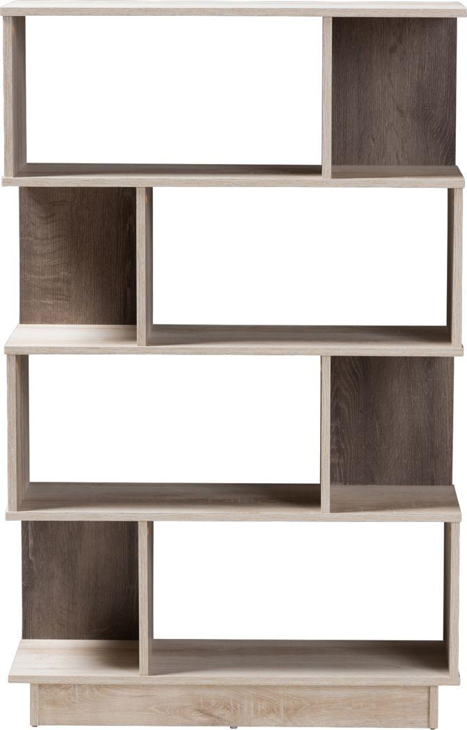 Karea Brown Bookcase