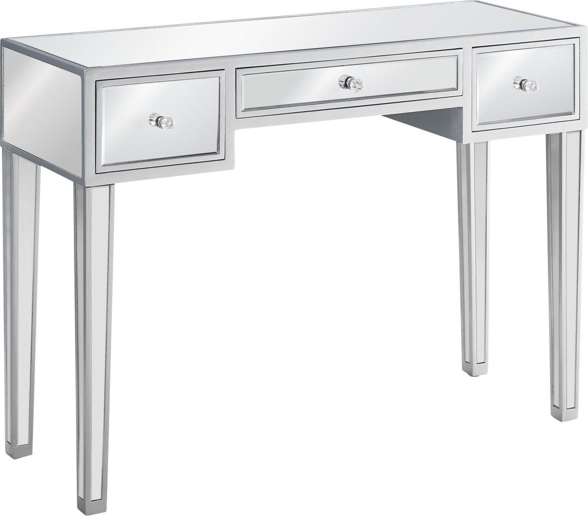 Karkeet Silver Sofa Table
