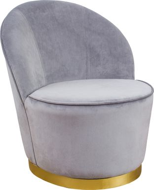 Karleen Gray Accent Chair