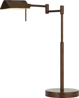 Kassikay Copper Lamp