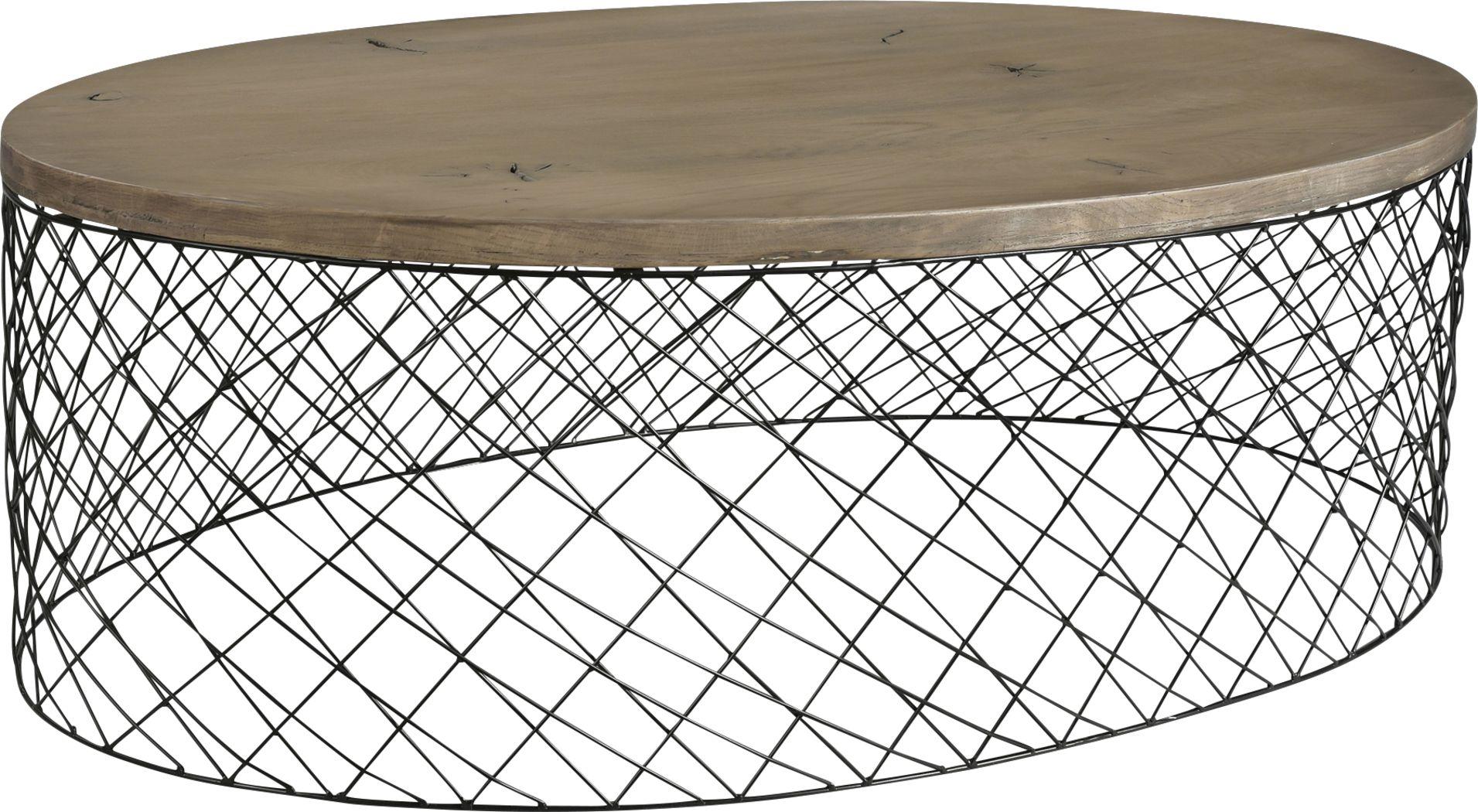 Kedron Gray Cocktail Table