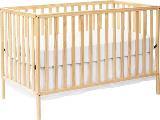 Kelby Cove Natural Convertible Crib