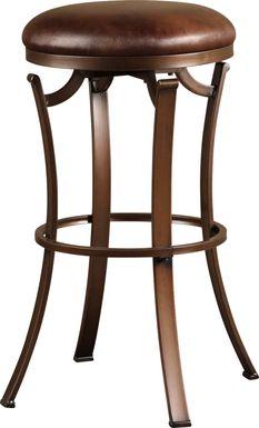 Kelford Bronze Barstool