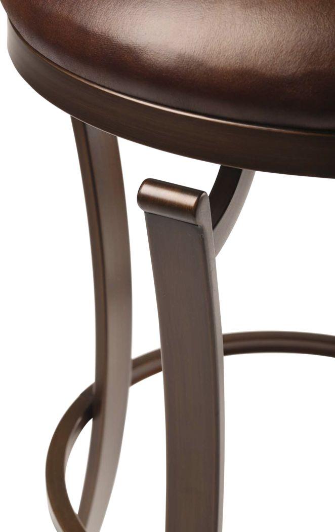 Kelford Bronze Counter Height Stool