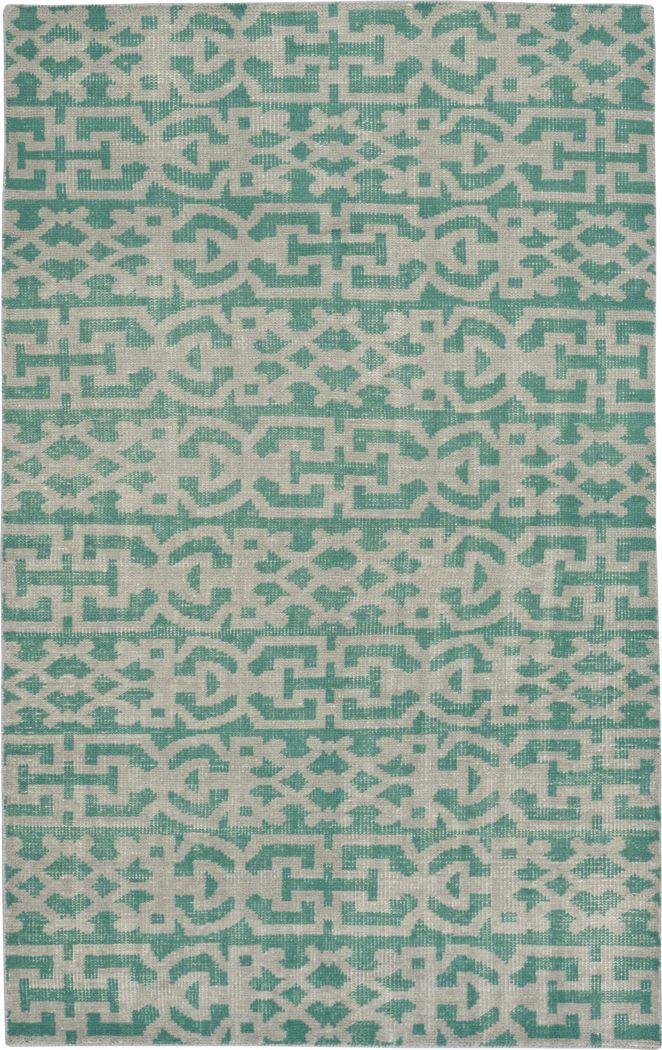 Kendryl Green 8' x 10' Rug