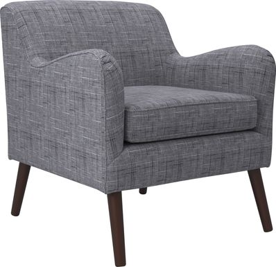 Kenvil Gray Accent Chair