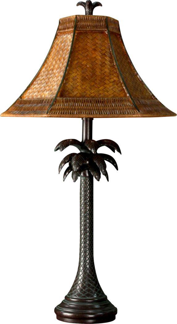 Keyhill Brown Lamp