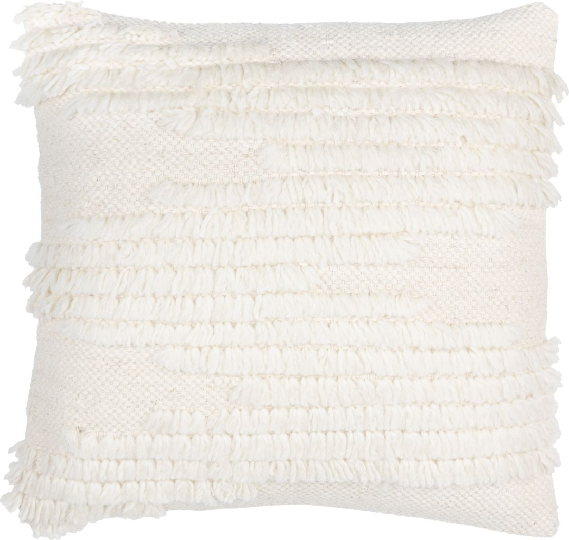 Kids Alpeena Cream Accent Pillow