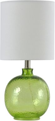Kids Alta Green Lamp