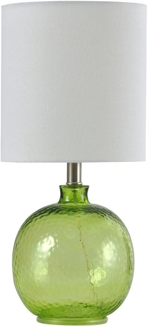 Kids Alta Green Lamp