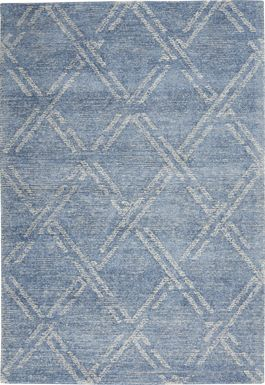 Kids Apollon Blue 8' x 10' Rug