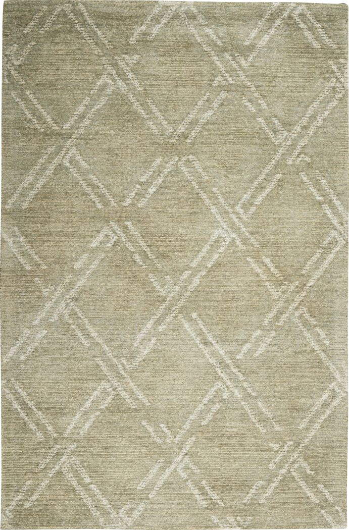 Green 5x7 Area Rugs