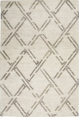 Kids Apollon Ivory 8' x 10' Rug