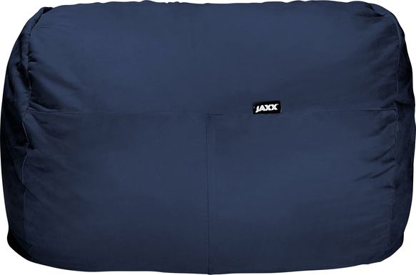 Kids Bexley Navy Bean Bag Chair