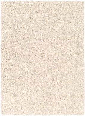 Kids Blissful Pastel Cream 8' x 10' Rug
