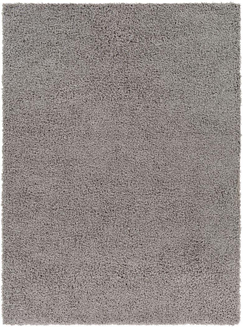 Kids Blissful Pastel Gray 8' x 10' Rug