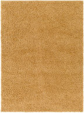 Kids Blissful Pastel Wheat 8' x 10' Rug