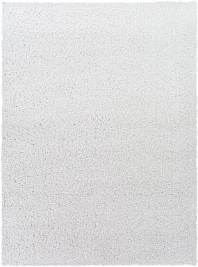 Kids Blissful Pastel White 7' x 9' Rug