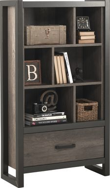Kids Colefax Avenue Gray Bookcase