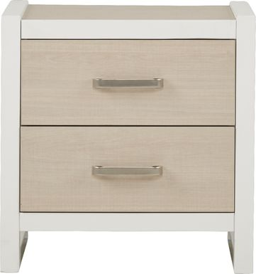 Kids Colefax Avenue White Nightstand