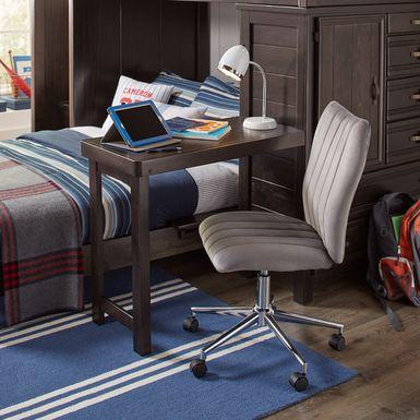 Kids Creekside Charcoal Desk Attachment