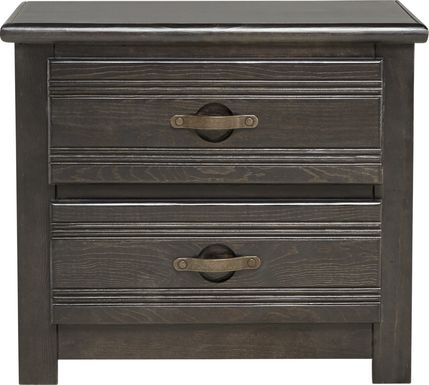 Kids Creekside Charcoal Nightstand