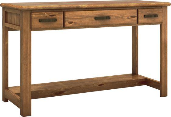 Kids Creekside Chestnut Desk