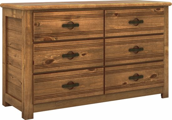 Kids Creekside Chestnut Dresser