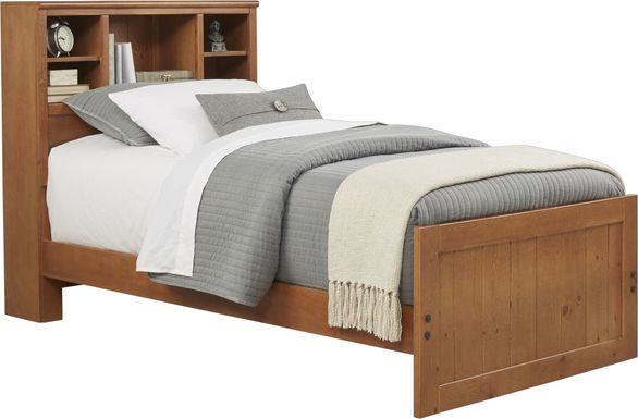Kids Creekside Taffy 3 Pc Twin Bookcase Bed