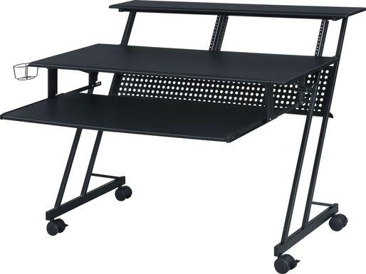 Kids Dalisay Black Desk