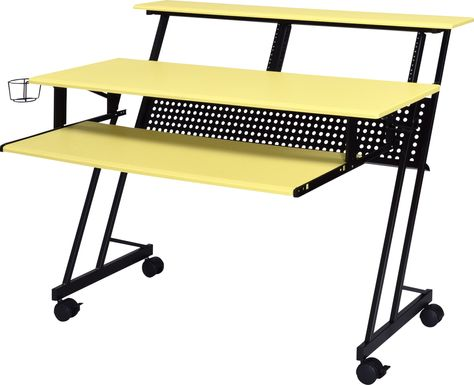 Kids Dalisay Yellow Desk