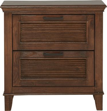 Kids Dashel Brown Nightstand