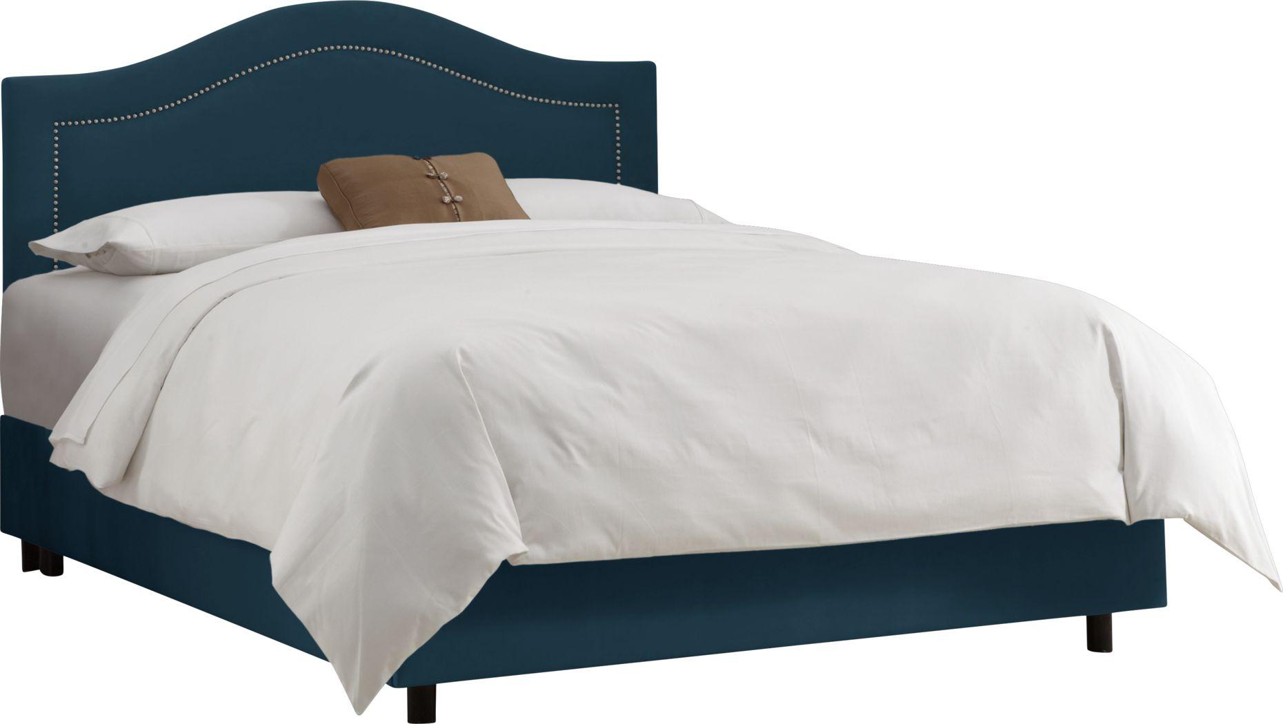 Kids Delana Navy Full Bed