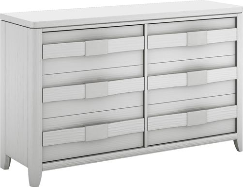 Kids Elliot Park Platinum Dresser