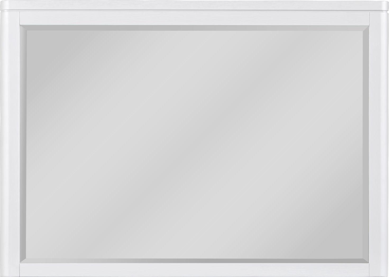 Kids Elliot Park Platinum Mirror