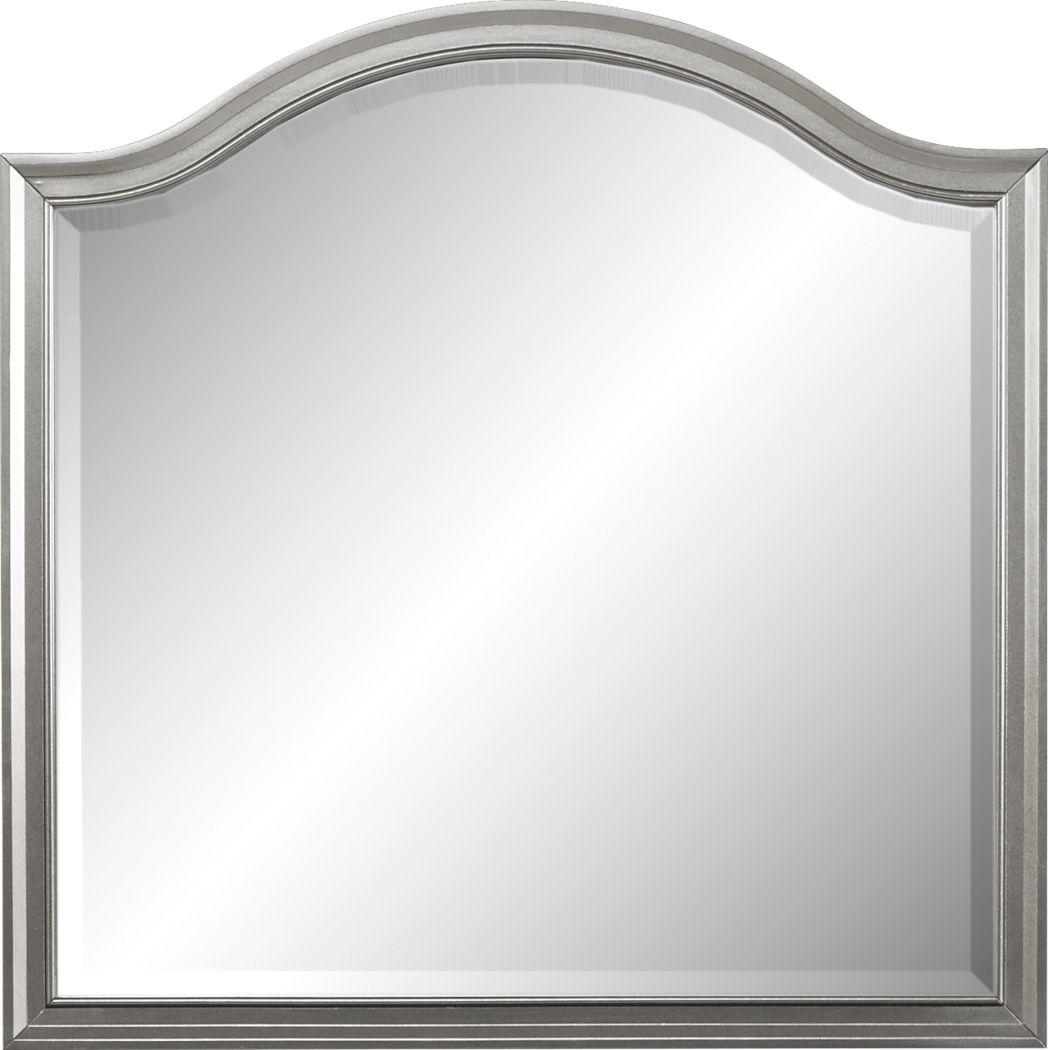 Kids Evangeline Charcoal Mirror