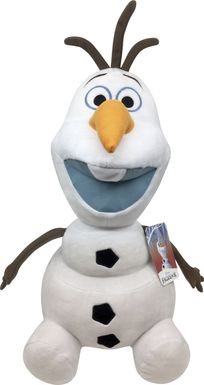 Kids Disney Frozen 2 Olaf White Pillow Buddy