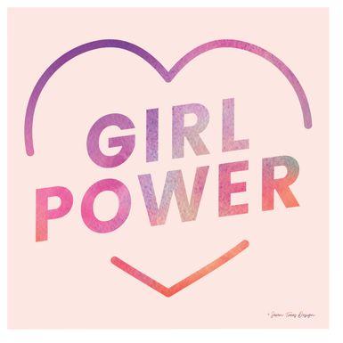 Kids Girl Force II Pink Artwork