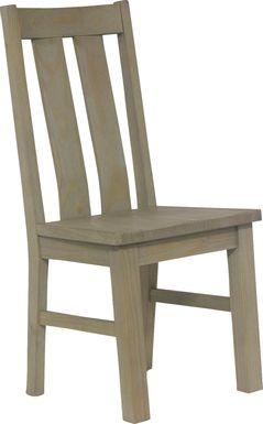 Kids Harpster Driftwood Desk Chair