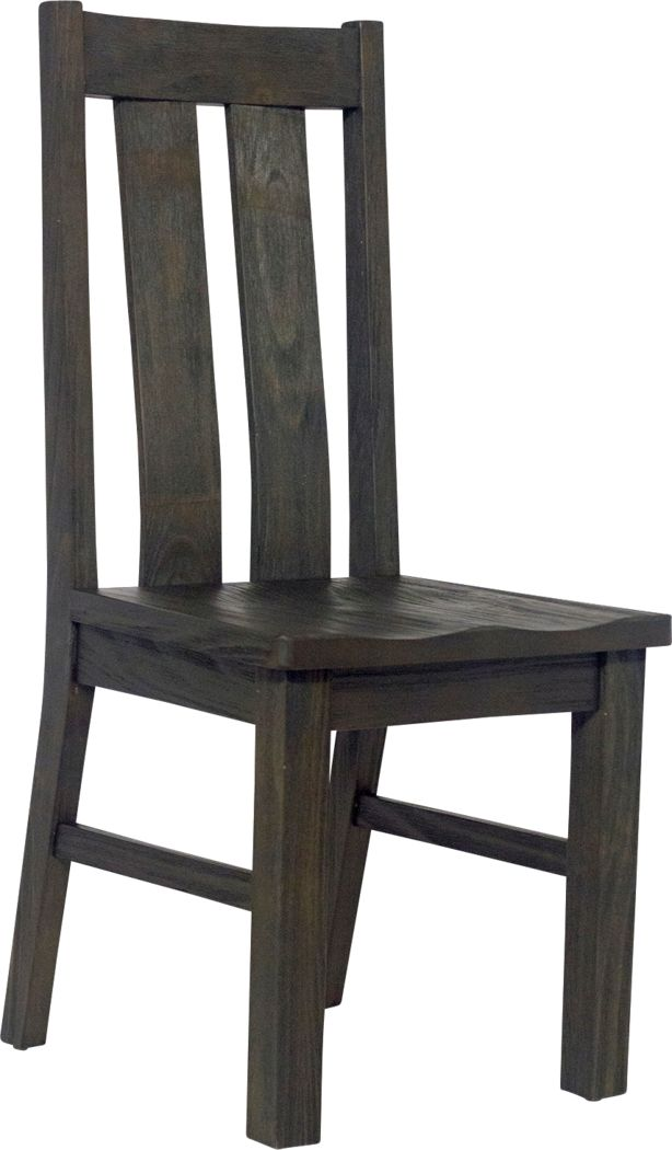Kids Harpster Espresso Desk Chair