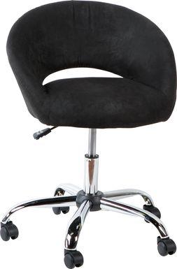 Kids Healy Black Desk Chair