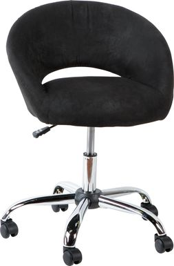 Kids Healy Black Desk Chair