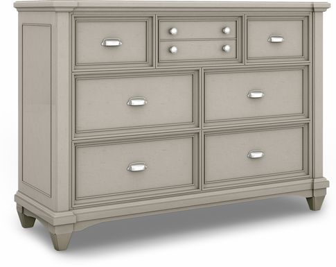 Kids Hilton Head Gray Dresser