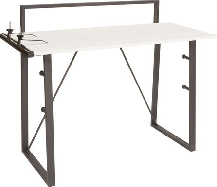 Kids Inary White Crafting Desk
