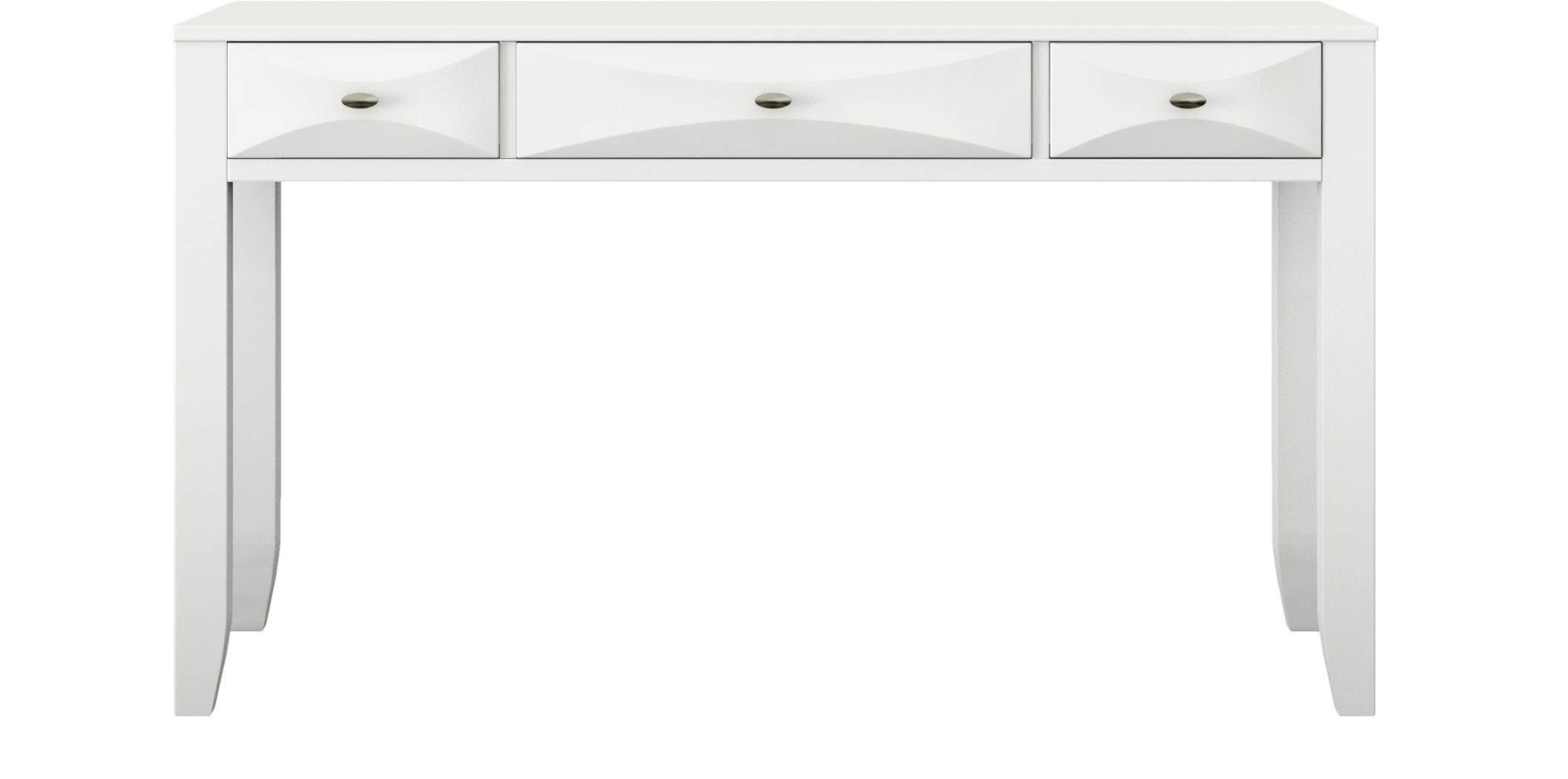 Kids Ivy League 2.0 White Desk